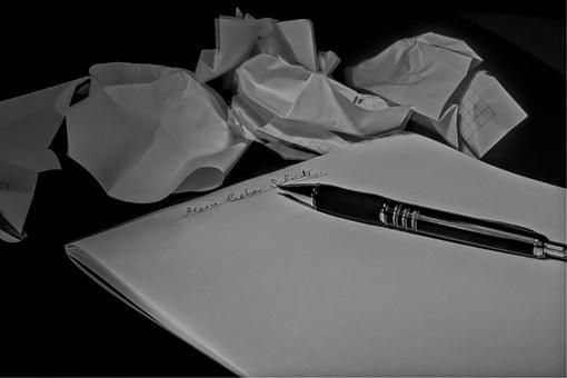 書き損じの手紙